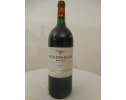 Château Biston-Brillette - Château Biston-Brillette - 1999 - Rouge