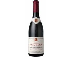 Latricières-Chambertin Grand Cru - Domaine Faiveley - 2011 - Rouge