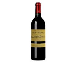 Lafont Menaut Rouge - Famille Perrin - Château Lafont Menaut - 2017 - Rouge