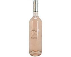 Inspiration rosé - Vignobles Pelvillain - Non millésimé - Rosé