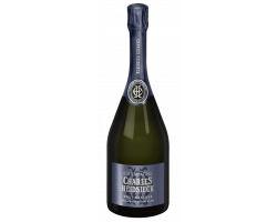 Brut Reserve - Champagne Charles Heidsieck - Non millésimé - Effervescent