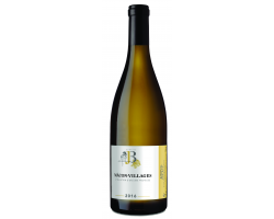 Mâcon-Villages Blanc - Domaine Julien Besse - 2016 - Blanc