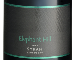 Syrah - ELEPHANT HILL - 2016 - Rouge