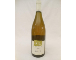 Rully - Domaine Michel Briday - 2008 - Blanc