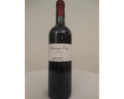 Sélection - Domaine l'Ancienne Cure - 2005 - Rouge