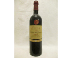 Château Des Gravières - Château des Gravières - 1998 - Rouge
