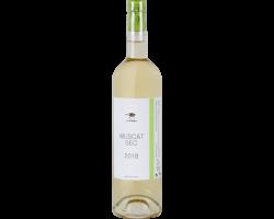 MUSCAT SEC - Domaine de la Perdrix - 2018 - Blanc