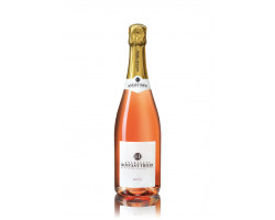 Champagne Boucant Thiery Rosé - Champagne Emmanuel Boucant - Non millésimé - Rosé