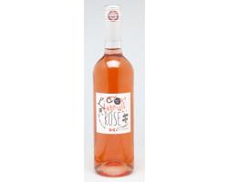 L'inouit - Marquestau & Co - Non millésimé - Rosé