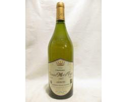 Arbois Chardonnay - Domaine Martin Faudot - 2007 - Blanc