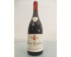 GEVREY CHAMBERTIN - Domaine Armand Rousseau - 1952 - Rouge