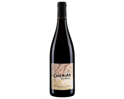 Chenas Quartz - Dominique Piron - 2014 - Rouge