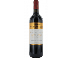 Château Boyd Cantenac - Château Boyd Cantenac & Château Pouget - 2016 - Rouge