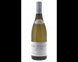 Chassagne-Montrachet 1er Cru Les Vergers - Domaine Leroy - 2012 - Blanc