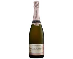 Brut Rosé 1er Cru - Champagne Guy Dumangin - Non millésimé - Effervescent