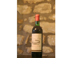 Château Grand Barry - Château Grand Barry - 1979 - Rouge