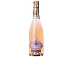 Crémant d'Alsace Rosé - Dopff Au Moulin - Non millésimé - Effervescent
