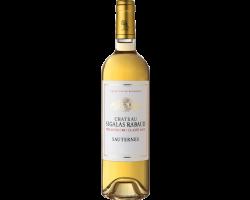 Château Sigalas Rabaud - Château Sigalas Rabaud - 2015 - Blanc