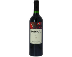 Minna - VILLA MINNA VINEYARD - 2011 - Rouge