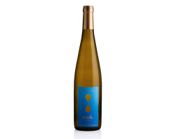 Riesling - Domaine ZINK - 2017 - Blanc
