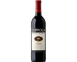 Rosso classic - assemblage rouge - Francis Ford Coppola Winery - 2017 - Rouge