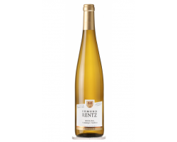 Riesling Vendanges Tardives - Domaine Edmond Rentz - 2017 - Blanc