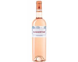 Summertime - Chateau La Gordonne - 2020 - Rosé