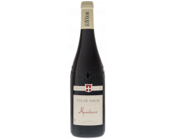 Mondeuse - Domaine RAVIER Philippe - 2019 - Rouge