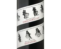 Director's cut - zinfandel - FRANCIS FORD COPPOLA WINERY - 2016 - Rouge