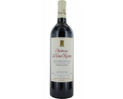 Château La Tour Figeac - Château La Tour Figeac - 2018 - Rouge
