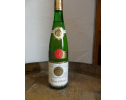 Pinot Gris Sigille - Domaine Koehly - 1979 - Blanc