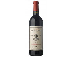 Pardess - Hevron Heights winery - 2012 - Rouge