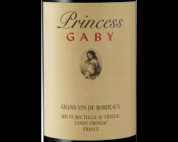 Princess Gaby - Vignobles Sullivan - 2017 - Rouge