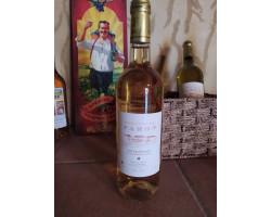 Vin moelleux - Domaine de Faron - 2020 - Blanc