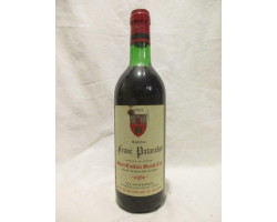 Château Franc Patarabet - Château Franc Patarabet - 1983 - Rouge