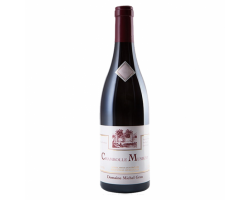 CHAMBOLLE MUSIGNY - Domaine Michel Gros - 2016 - Rouge