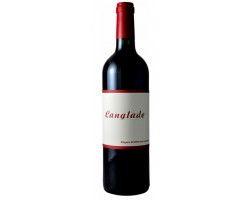 Langlade - Edgard Dufes Successeur, Langlade - 2012 - Rouge
