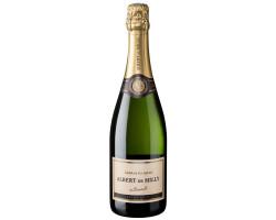 Extra Brut - Champagne Albert De Milly - Non millésimé - Effervescent
