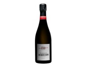 Degorgement Tardif 736 - Champagne Jacquesson - Non millésimé - Effervescent