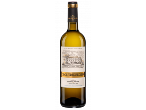 Clos Triguedina - Viognier Chardonnay - Clos Triguedina - 2015 - Blanc