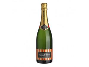 BRUT CUVÉE SPÉCIALE - Champagne Charles Lafitte - Non millésimé - Effervescent