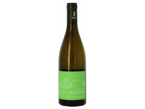Cuvée Alain - Château Boucarut - 2018 - Blanc