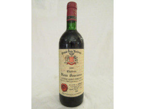 Château Vieux Bourseau - Château Vieux Bourseau - 1985 - Rouge