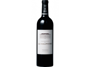 Château de la Dauphine - Château de la Dauphine - 2016 - Rouge