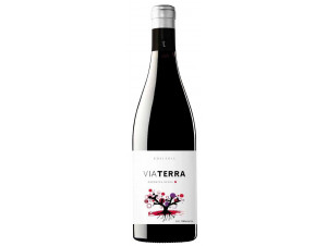 Via Terra - Edetària - 2015 - Rouge