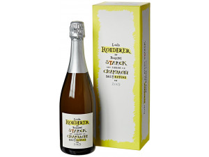Brut Nature Philippe Starck Roederer - Champagne Louis Roederer - 2009 - Effervescent