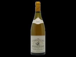Pouilly-Fuissé - La Clairière des Ceps - P. Ferraud & Fils - 2016 - Blanc