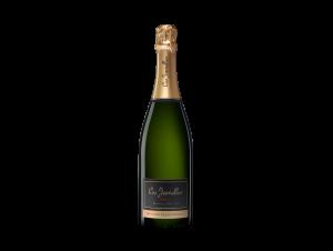 Chardonnay-Pinot Noir - Méthode traditionnelle Brut - Les Jamelles - Non millésimé - Effervescent