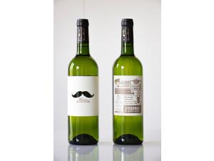 Monsieur Moustache - Unexpected Wines - 2016 - Blanc