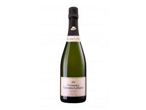 Brut Rosé - Champagne Valentin Leflaive - Non millésimé - Effervescent